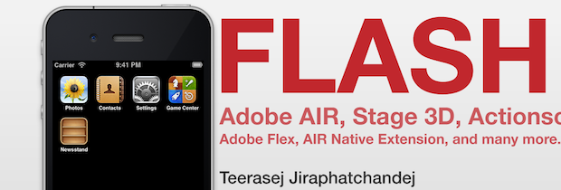 Adobe AIR 3.3 support to iOS Simulator