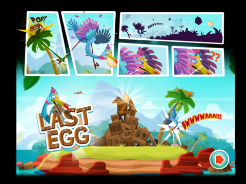 last egg for ios - in game